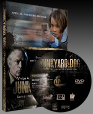 Junkyard Dog DVD - Bass Entertainment Pictures